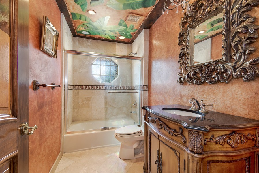 Real Estate Photography - 2641 NE 47th St, Lighthouse Point, FL, 33064 - Bathroom