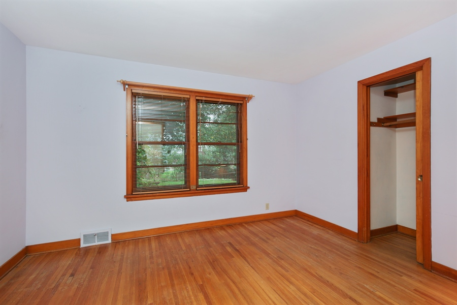 Real Estate Photography - 100 S. Alfred Ave., Elgin, IL, 60123 - 3rd Bedroom
