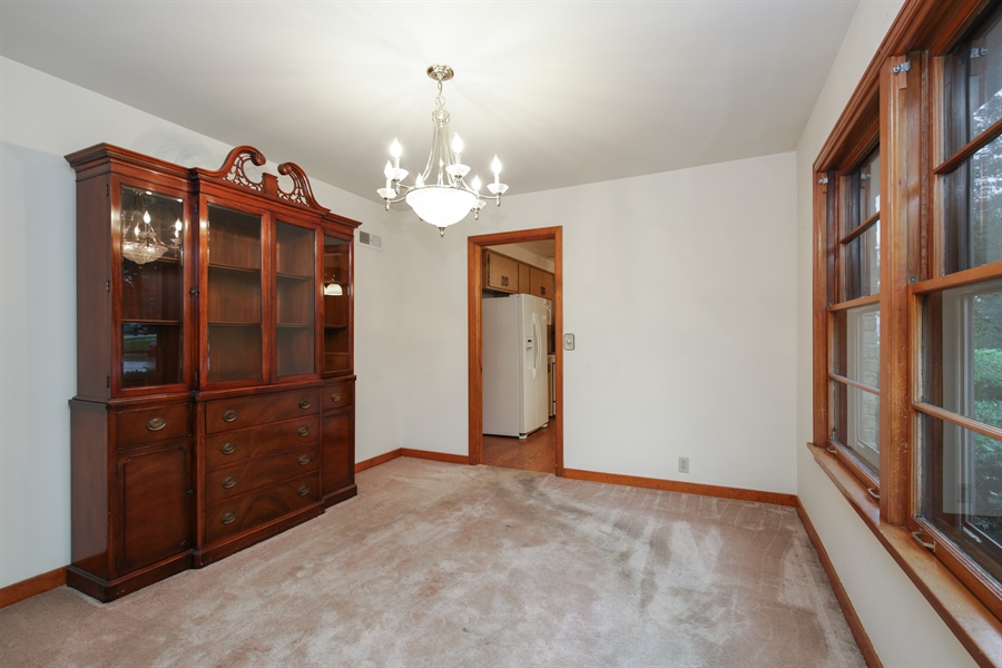 Real Estate Photography - 100 S. Alfred Ave., Elgin, IL, 60123 - Dining Area