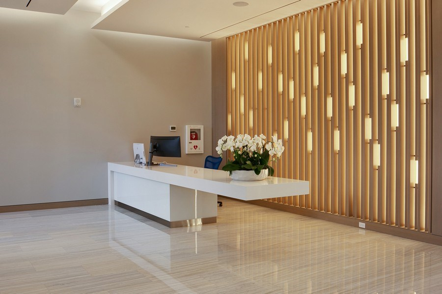 Real Estate Photography - 1200 Ponce Leon Blvd, Ste 704, Coral Gables, FL, 33134 - Main Lobby