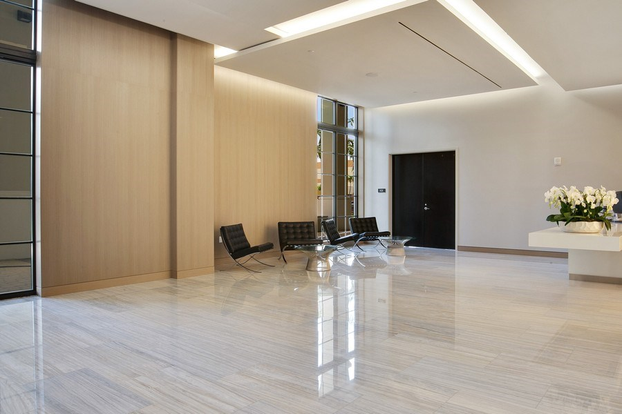 Real Estate Photography - 1200 Ponce Leon Blvd, Ste 704, Coral Gables, FL, 33134 - Waiting Area
