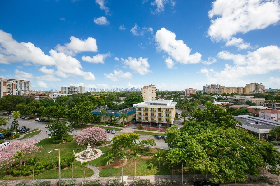 Real Estate Photography - 1200 Ponce Leon Blvd, Ste 703-704, Coral Gables, FL, 33134 - View