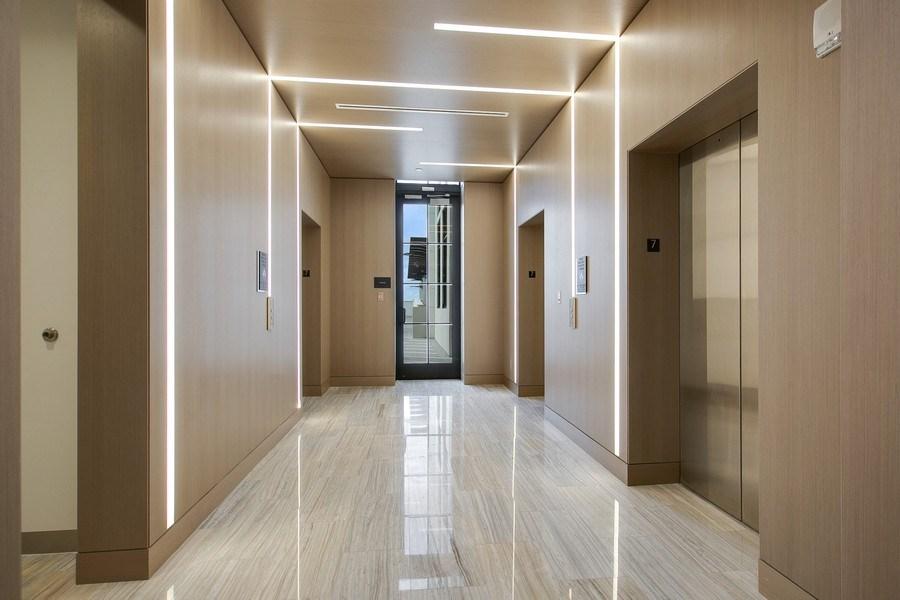 Real Estate Photography - 1200 Ponce Leon Blvd, Ste 704, Coral Gables, FL, 33134 - Hallways