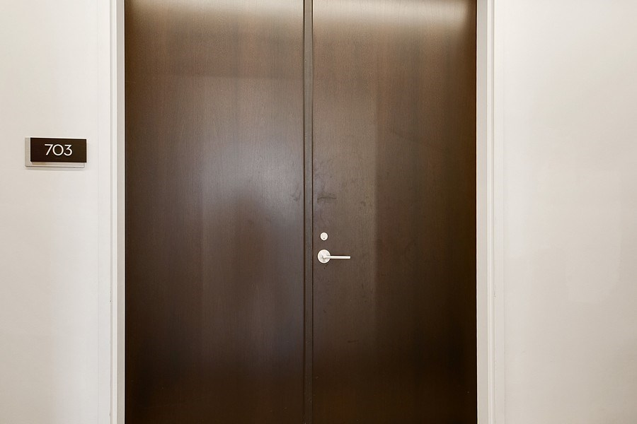 Real Estate Photography - 1200 Ponce Leon Blvd, Ste 704, Coral Gables, FL, 33134 - Suite Main Entrance