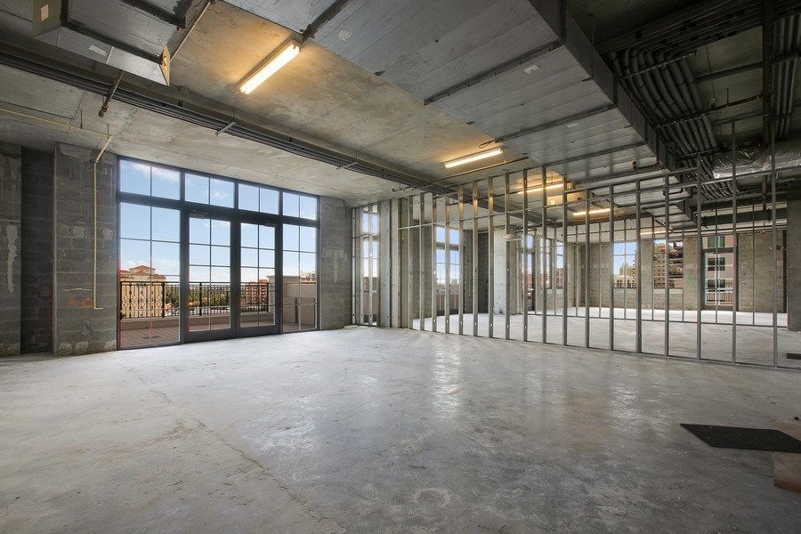 Real Estate Photography - 1200 Ponce Leon Blvd, Ste 704, Coral Gables, FL, 33134 - Interior Space ready for  office build out