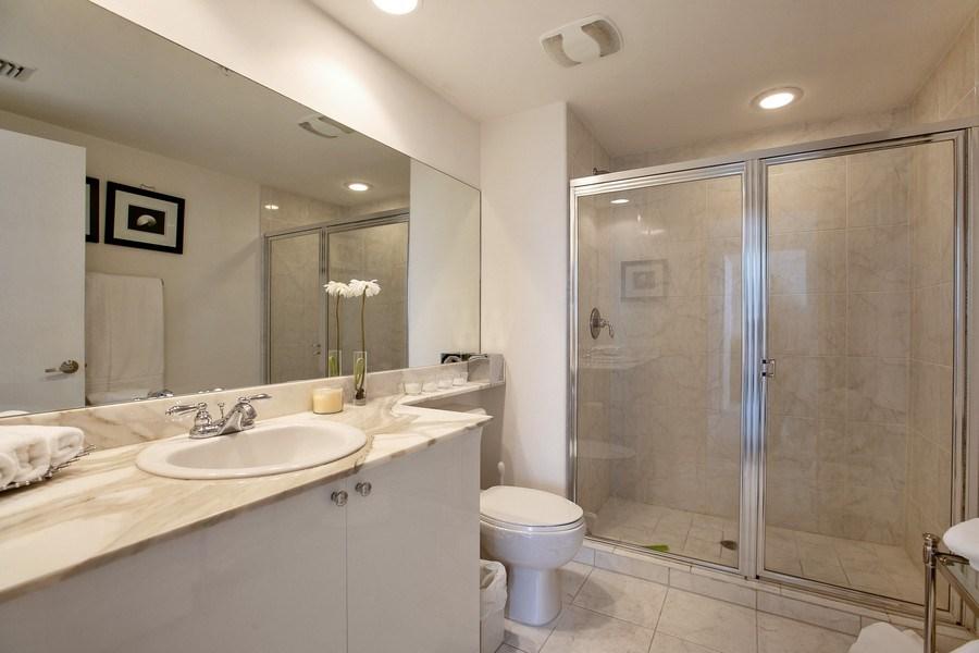 Real Estate Photography - 2775 NE 187th Street, 414, Aventura, FL, 33180 - 2nd Bathroom