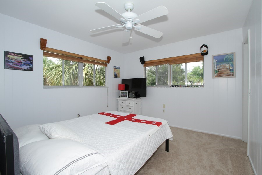 Real Estate Photography - 7146 Shannon Blvd, Fort Myers, FL, 33908 - Bedroom