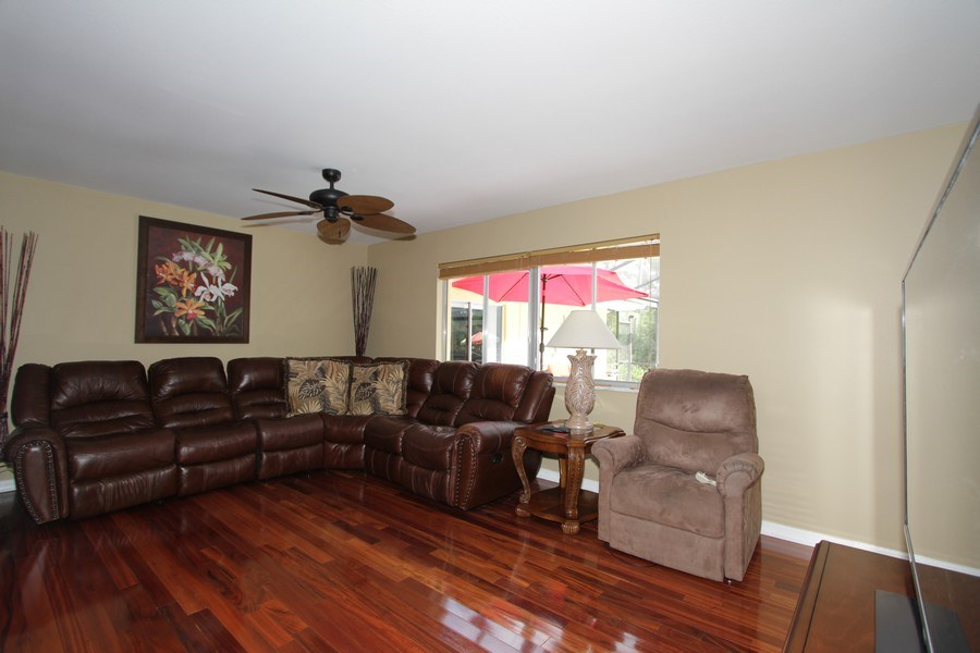 Real Estate Photography - 7146 Shannon Blvd, Fort Myers, FL, 33908 - Family Room