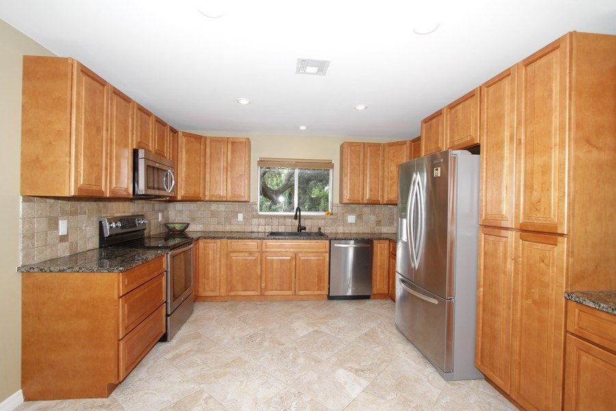 Real Estate Photography - 7146 Shannon Blvd, Fort Myers, FL, 33908 - Kitchen