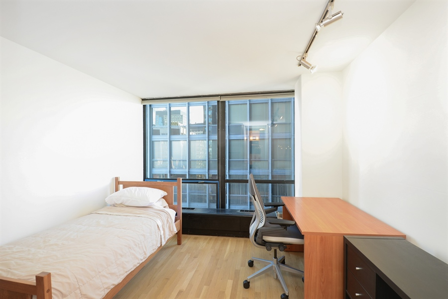 Real Estate Photography - 900 N. Lake SHore Drive, #1703, Chicago, IL, 60611 - Bedroom