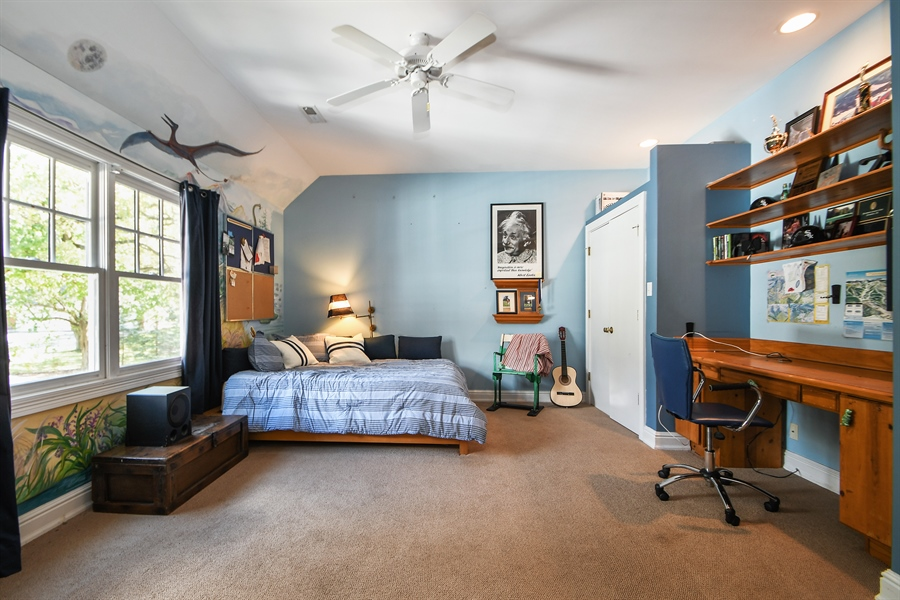Real Estate Photography - 521 Durham Drive, Frankfort, IL, 60423 - Bedroom with Private Bath