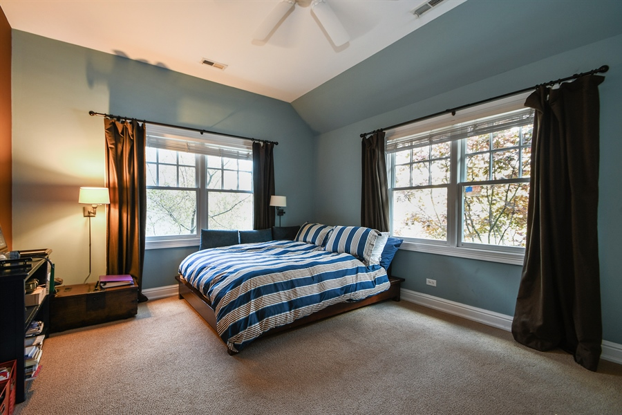 Real Estate Photography - 521 Durham Drive, Frankfort, IL, 60423 - 4th Bedroom