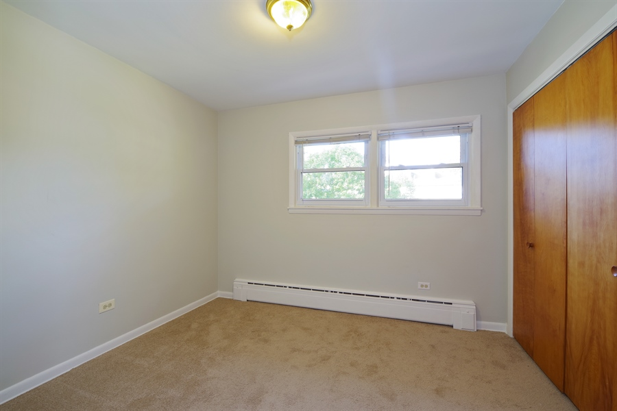 Real Estate Photography - 616 Harvard St, Wilmette, IL, 60091 - Bedroom 3