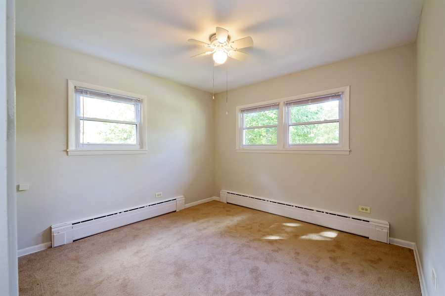 Real Estate Photography - 616 Harvard St, Wilmette, IL, 60091 - Bedroom 2 - 2nd Floor