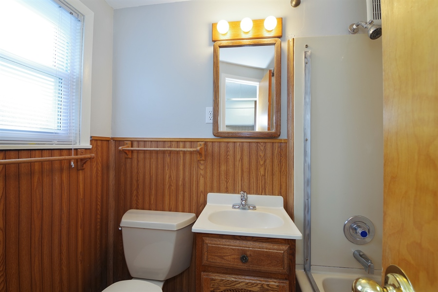 Real Estate Photography - 616 Harvard St, Wilmette, IL, 60091 - Bathroom 2 - Lower Level