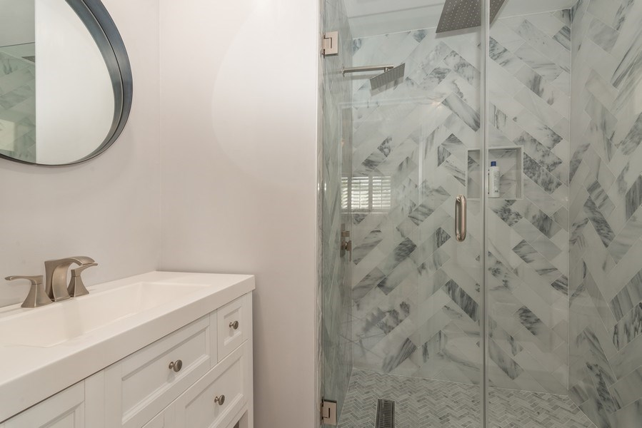 Real Estate Photography - 7505 SW 139th St, Palmetto Bay, FL, 33158 - Master Bathroom