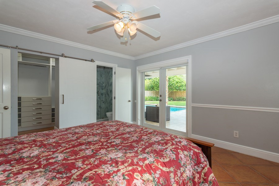 Real Estate Photography - 7505 SW 139th St, Palmetto Bay, FL, 33158 - Master Bedroom