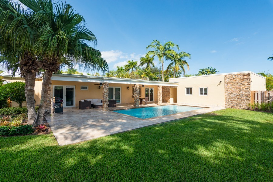 Real Estate Photography - 7505 SW 139th St, Palmetto Bay, FL, 33158 - Terrace 2