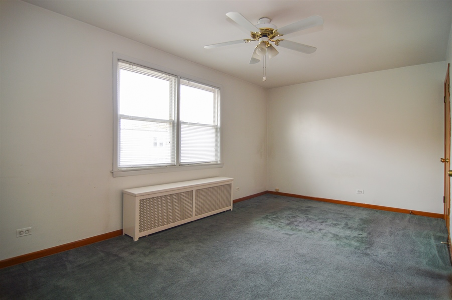 Real Estate Photography - 4944 W Cornelia, Chicago, IL, 60641 - 2nd Bedroom