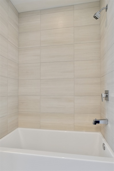 Real Estate Photography - 111 S Peoria St, Chicago, IL, 60607 - Bathroom