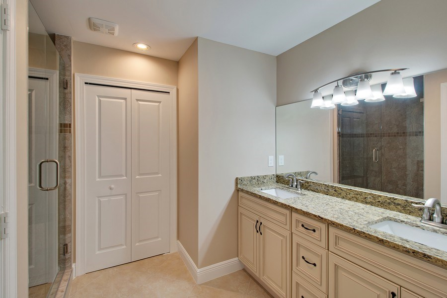 Real Estate Photography - 4093 SW 66th Ave, Palm City, FL, 34990 - Master Bathroom