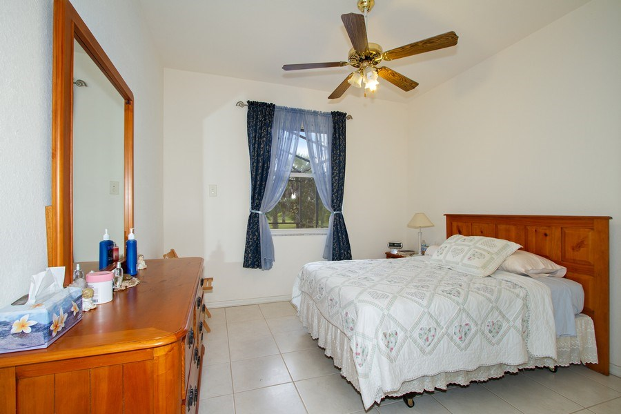 Real Estate Photography - 3930 24th Ave SE, Naples, FL, 34117 - Master Bedroom