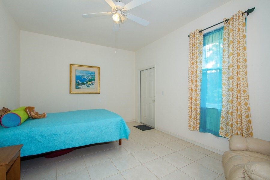 Real Estate Photography - 3930 24th Ave SE, Naples, FL, 34117 - 2nd Bedroom