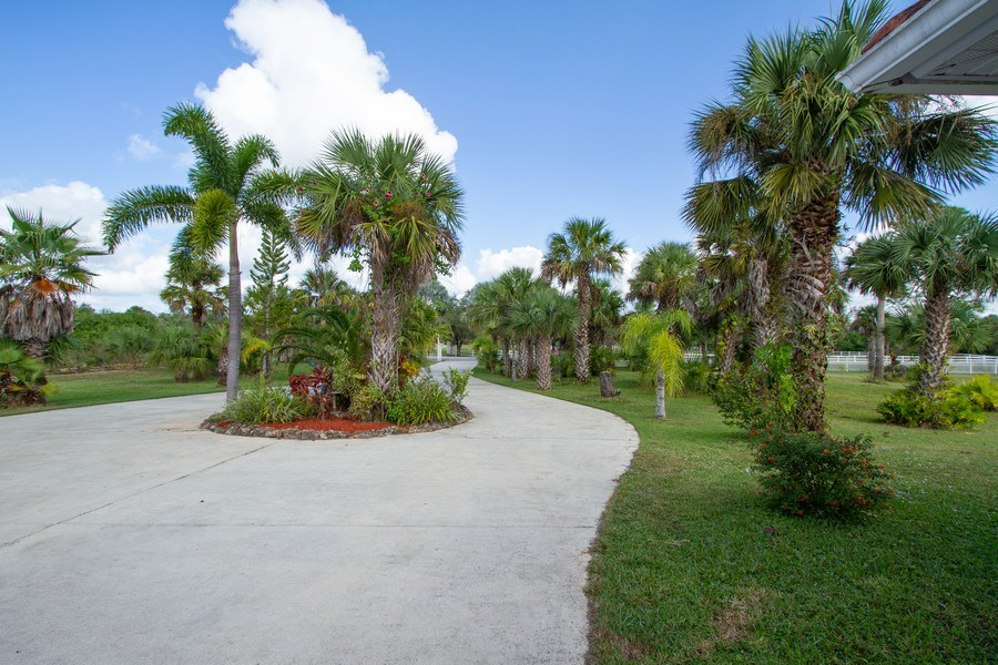 Real Estate Photography - 3930 24th Ave SE, Naples, FL, 34117 - Front Yard