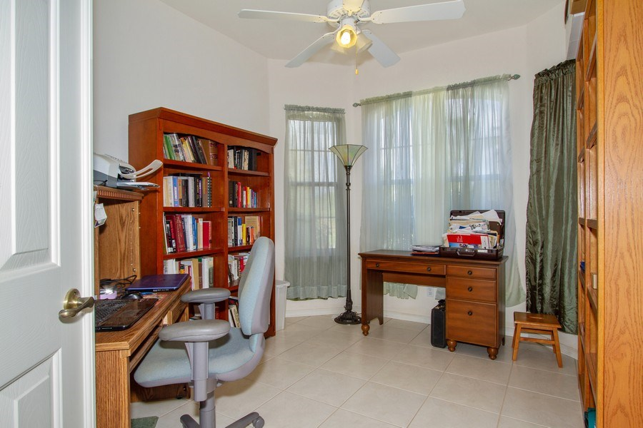 Real Estate Photography - 3930 24th Ave SE, Naples, FL, 34117 - Office