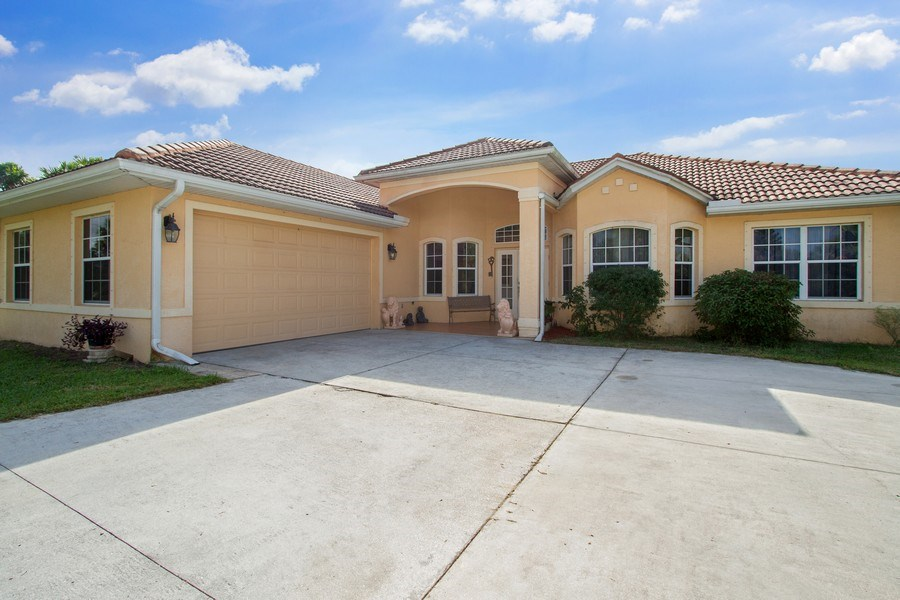 Real Estate Photography - 3930 24th Ave SE, Naples, FL, 34117 - Front View