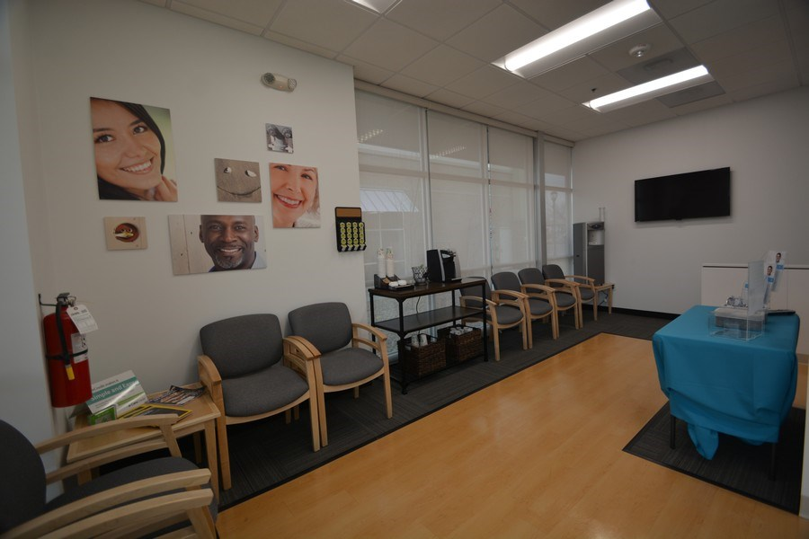 Real Estate Photography - 3727 Wadsworth Blvd, Suite 122,Wheat Ridge Dentists, Wheat Ridge, CO, 80033 - Lobby