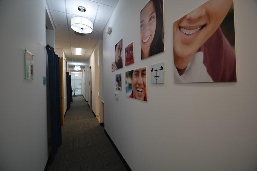 Real Estate Photography - 3727 Wadsworth Blvd, Suite 122,Wheat Ridge Dentists, Wheat Ridge, CO, 80033 - Hallway
