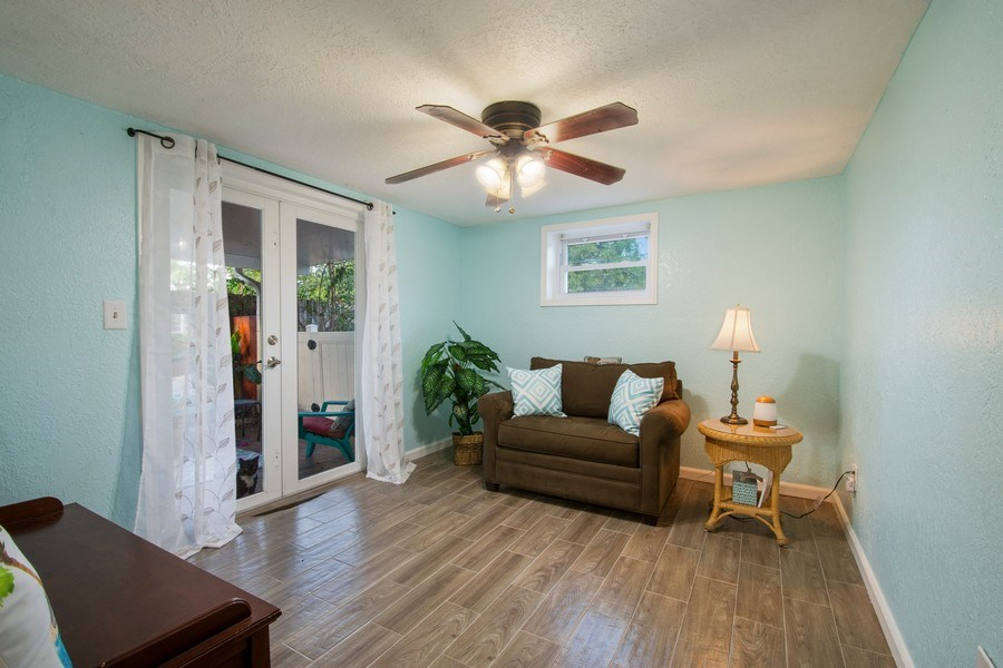 Real Estate Photography - 2741 NE 6th Avenue, Wilton Manors, FL, 33334 - Guest Bedroom