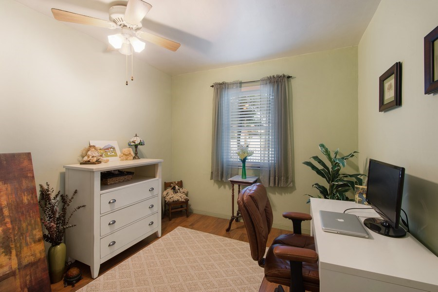 Real Estate Photography - 2741 NE 6th Avenue, Wilton Manors, FL, 33334 - 3rd Bedroom