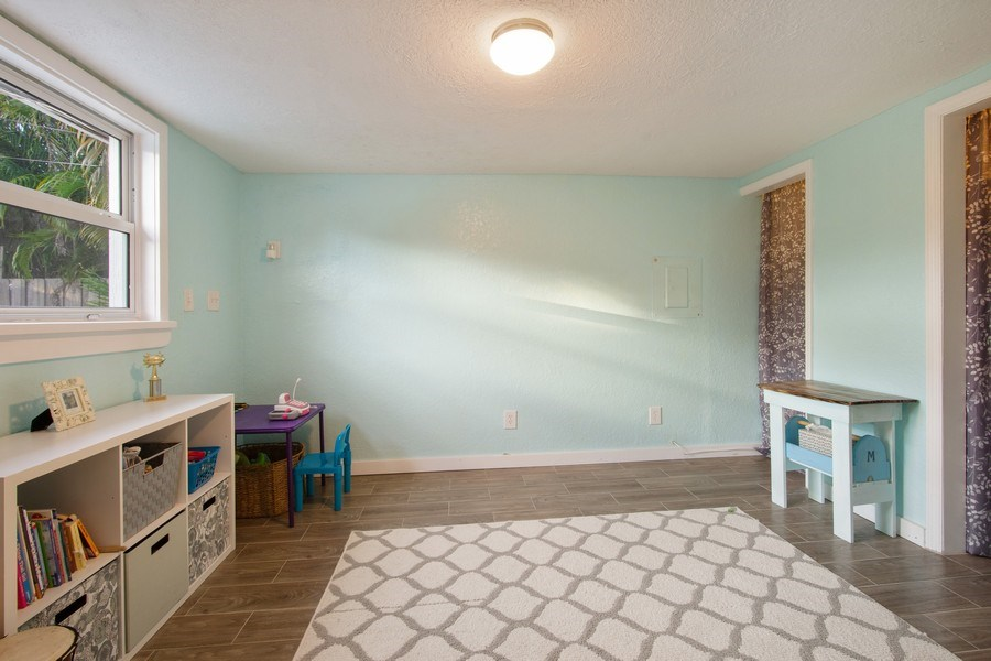 Real Estate Photography - 2741 NE 6th Avenue, Wilton Manors, FL, 33334 - Guest Room