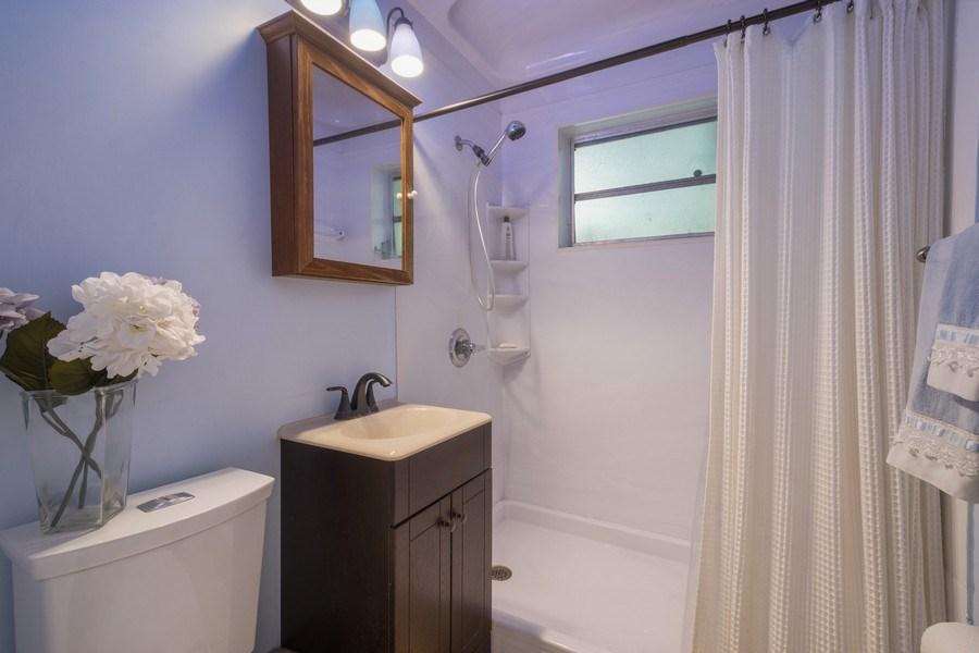 Real Estate Photography - 2741 NE 6th Avenue, Wilton Manors, FL, 33334 - 2nd Bathroom