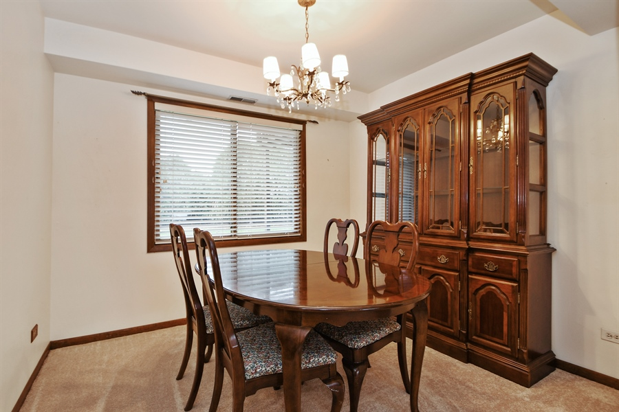 Real Estate Photography - 14304 Clearview Ct, Orland Park, IL, 60462 - Dining Room