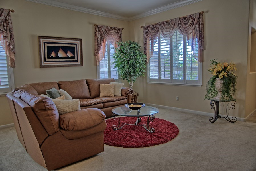Real Estate Photography - 8857 wine valley circle, San Jose, CA, 95135 - Living Room