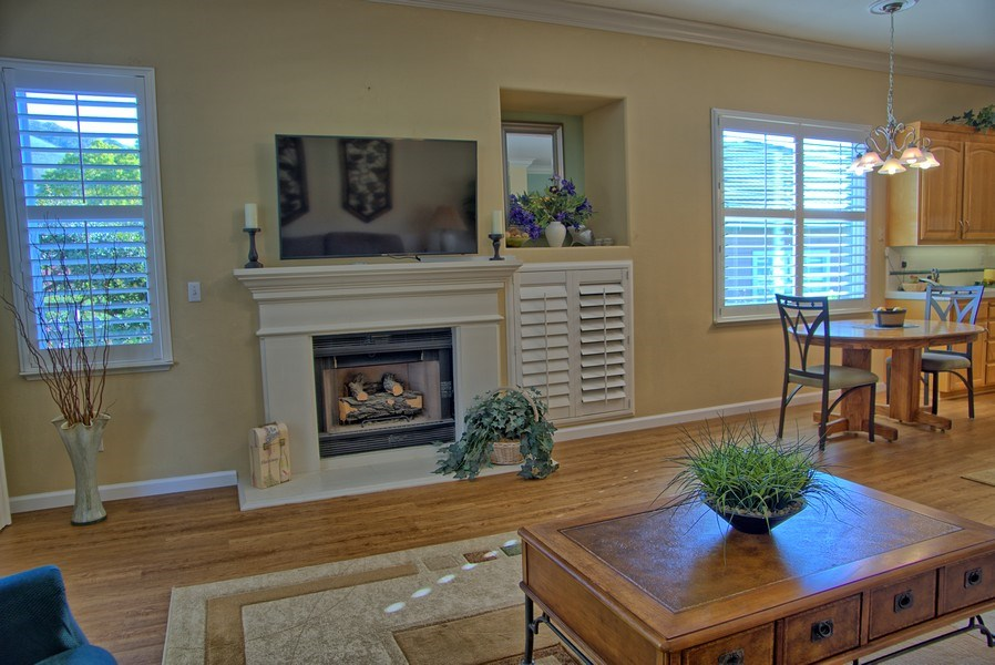 Real Estate Photography - 8857 wine valley circle, San Jose, CA, 95135 - Family Room