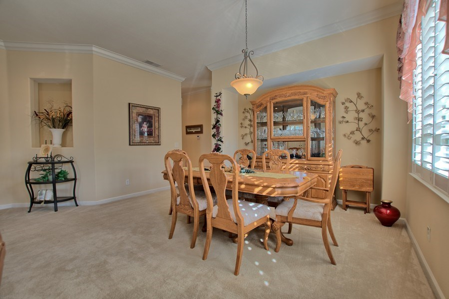 Real Estate Photography - 8857 wine valley circle, San Jose, CA, 95135 - Dining Room