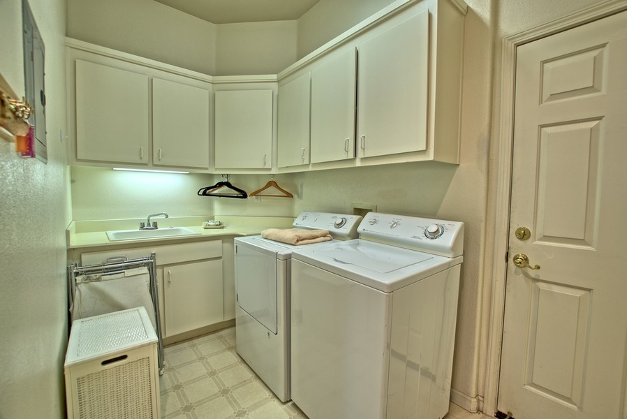 Real Estate Photography - 8857 wine valley circle, San Jose, CA, 95135 - Laundry Room