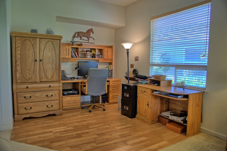 Real Estate Photography - 8857 wine valley circle, San Jose, CA, 95135 - Office