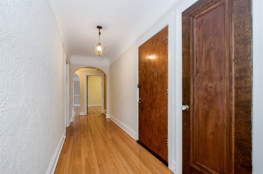 Real Estate Photography - 2729 Jarvis, Chicago, IL, 60645 - Foyer