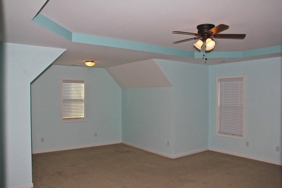 Real Estate Photography - 6409 Fawn Settle Dr, Wilmington, NC, 28409 - Master Bedroom