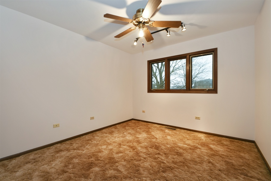 Real Estate Photography - 17140 70th Ave, Tinley Park, IL, 60477 - 3rd Bedroom