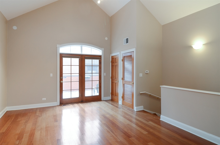 Real Estate Photography - 4325 W Peterson Ave, Chicago, IL, 60646 - Master Bedroom