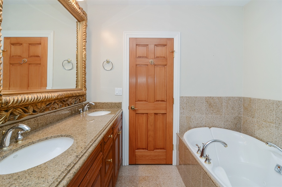 Real Estate Photography - 4325 W Peterson Ave, Chicago, IL, 60646 - Bathroom