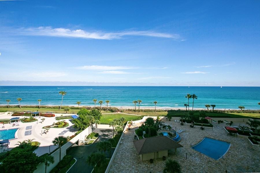 Real Estate Photography - 100 Ocean Trl, 710, Jupiter, FL, 33477 - View