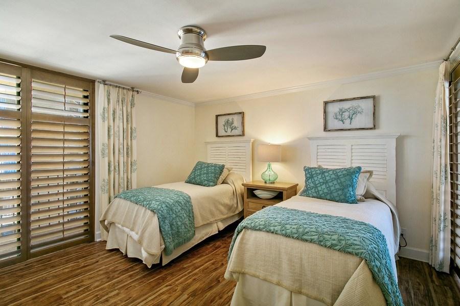 Real Estate Photography - 100 Ocean Trl, 710, Jupiter, FL, 33477 - 2nd Bedroom