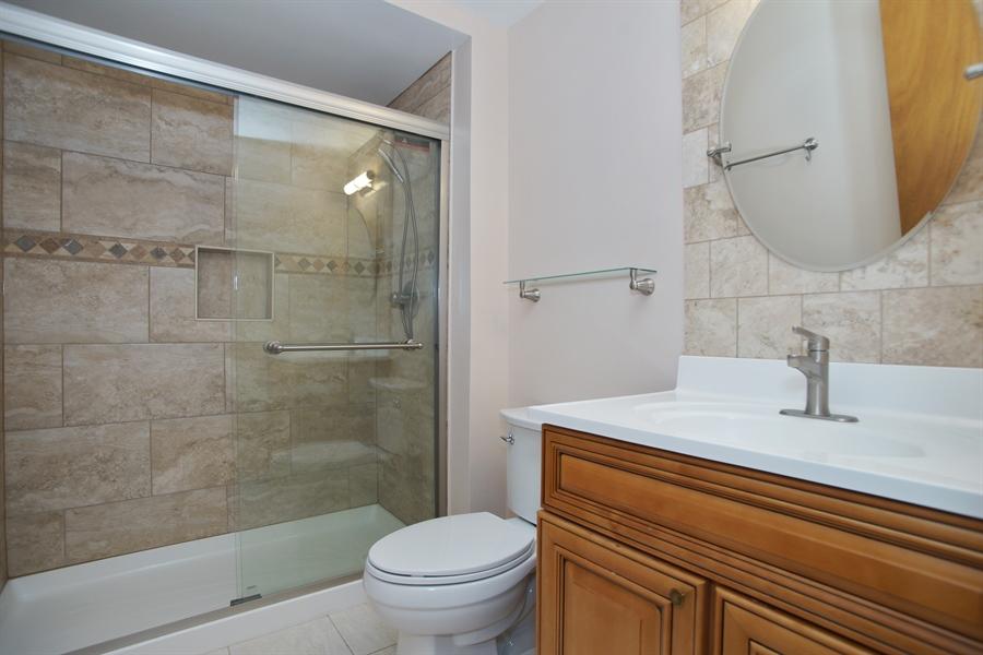 Real Estate Photography - 2420 E Brandenberry CT 2G, Arlington Heights, IL, 60004 - Bathroom